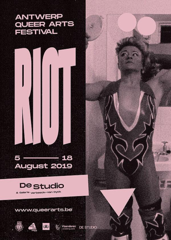 Antwerp Queer Arts Festival