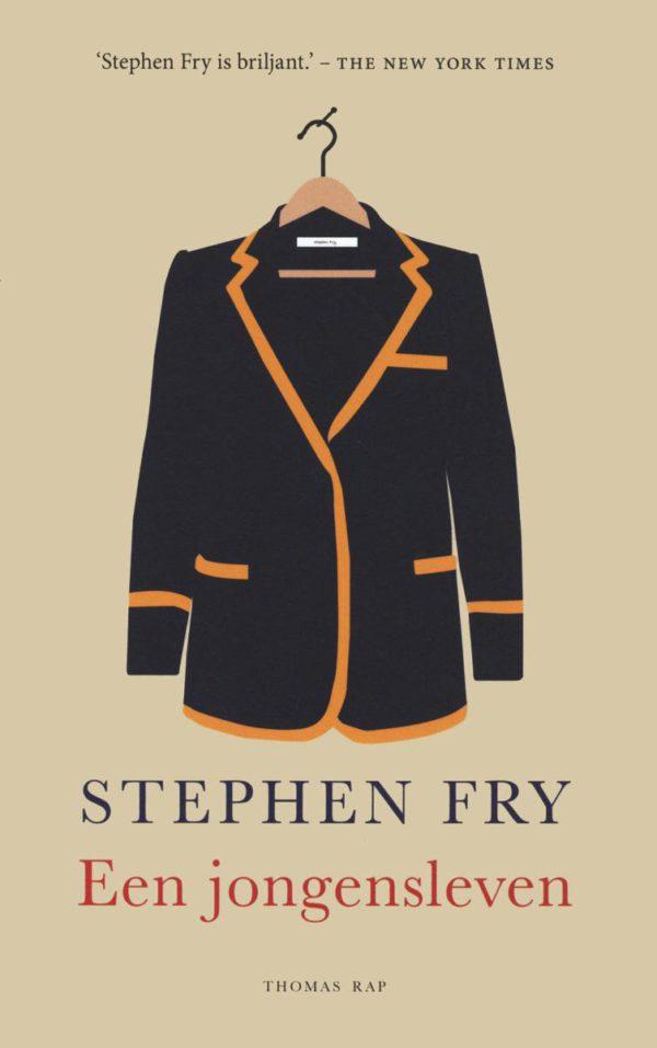 Holebibib – Leesclub: Stephen Fry – Een jongensleven