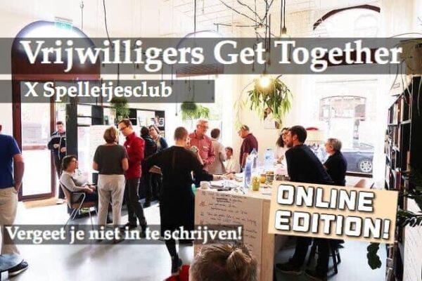 Vrijwilligers Get Togheter X Spelletjesclub
